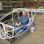 sterna very light aircraft fuselage